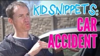 New Kid Snippets videos every MONDAY. If movies were written by our children… We asked a couple girls to pretend they were in a minor car accident. This is what […]
