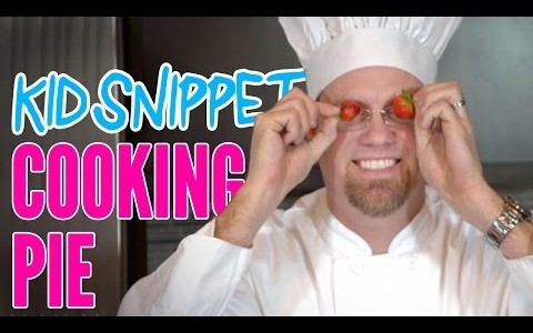 New Kid Snippets videos every MONDAY. If movies were written by our children… We asked a couple girls to teach us how to make a pie. This is what they […]