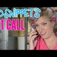 New Kid Snippets videos every MONDAY. If movies were written by our children… We asked a girl to pretend like she was making a 911 call to her sister. This […]
