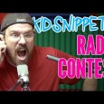New Kid Snippets videos every MONDAY. If movies were written by our children… We asked a girl to pretend to be a radio host taking a phone call from her […]